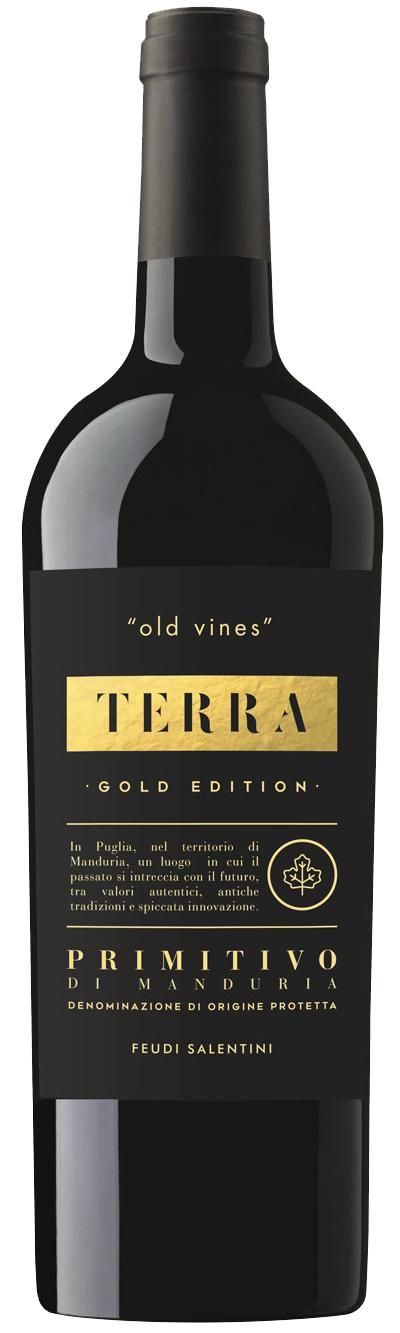 Terra Gold Ed. Primitivo Manduria